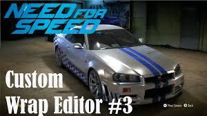 nissan skyline videos youtube need for speed full game fast and furious nissan skyline r34 build