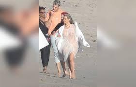 nude photos of kim kardashian must see kim kardashian goes nude on malibu beach for photo shoot
