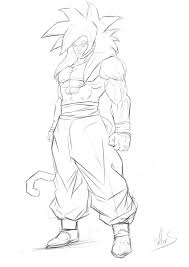 artstation dragon ball z sketches mateusz michalski