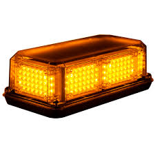 orange led light bar led light bar
