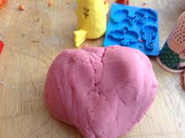 diy how to make homemade play dough easy and super fun crafts