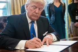 Oval Office Through The Years by Trump Opens Keystone Xl Dakota Access Pipelines To Construction