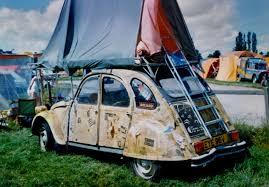 tenda tetto auto air cing