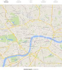 Google Maps New York Central Park by A Year Of Google Maps U0026 Apple Maps U2014 Justin O U0027beirne