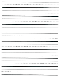printable lined paper with dotted midline vertical handwriting paper 75 best lined paper images on pinterest