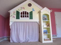 girls house bunk bed girls u0027 bedroom switcheroo