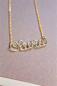 gold custom name necklace best 25 gold name necklace ideas on name necklace