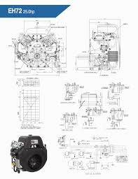 eh72 small ohv v twin engine technical information subaru