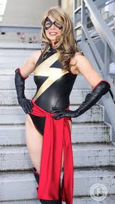 Ms Marvel Halloween Costume 331 Cosplayers Images Cosplay Costumes