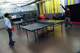 ping pong table playing area is the tech bubble popping ping pong offers an answer wsj