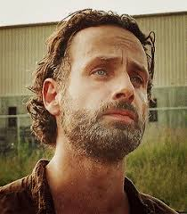 Rick Grimes Crying Meme - rick grimes gif andrew lincoln pinterest walking dead andrew