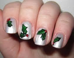 zoendout nails december happy holly days idolza
