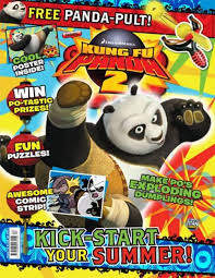totally 13 kung fu panda 2 issue