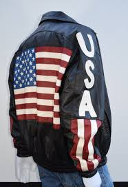 motorcycle style leather jacket 80s lucky leather company usa leather motorcycle style mens