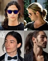 6 easy long hairstyles for men the trend spotter