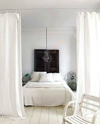 Curtain Separator 25 Ways To Use Curtains As Space Dividers Digsdigs