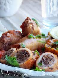 comment cuisiner le calamar calamars farcis au riz le cuisine de samar