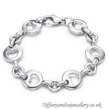tiffany silver bracelet with heart images Best 25 tiffany bracelet uk ideas tiffany necklace jpg