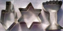 hanukkah cookie cutters chanukah dog treats