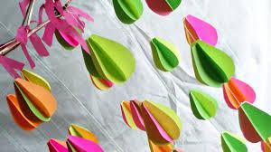 how to make a colorful umbrella frame mobile diy home tutorial