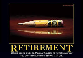 Retirement Meme - retirement despair inc