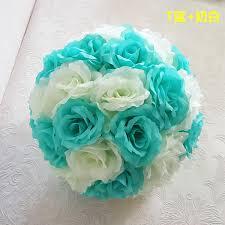 Tiffany Blue Wedding Centerpiece Ideas by Online Get Cheap Tiffany Blue Wedding Flowers Aliexpress Com