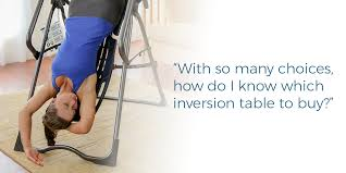 inversion bed 10 things to look for when buying an inversion table teeter com