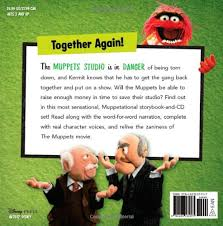 muppets storybook cd disney book group