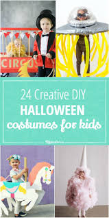 24 creative diy halloween costumes for kids tip junkie