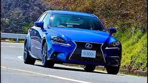 lexus is f usa new 2014 lexus is f sport in ultra blue youtube