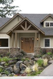craftsman home plan with porch sensational beach bungalow house