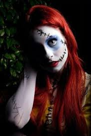 Sally Halloween Costumes Jack Sally Nightmare Christmas Sally