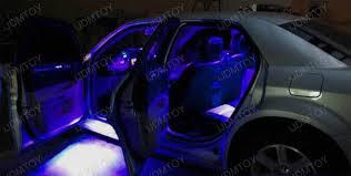 white or uv led light panels for car interior lights accent lights