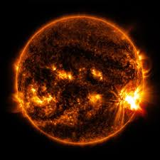 space weather sunspots solar flares and more solar activity