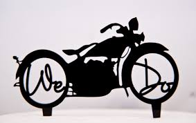 harley davidson wedding cake toppers we do harley davidson motorcycle wedding cake topper we do