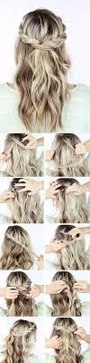 Schnelle Frisuren Lange Lockige Haare by Schöne Haarfrisuren Für Jeden Anlass