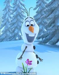 olaf snowman sofia frozen debuts