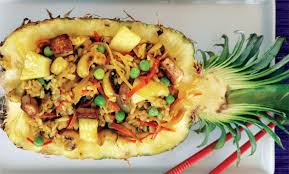 kitchen recipes pineapple not so fried rice recipe relish