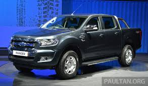 2016 ford ranger wildtrak test drive never says never ford ranger t6 facelift set to debut next week public