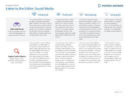 letter to the editor social media guides turnitin com