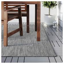 Outdoor Rugs Ikea Hodde Rug Flatwoven In Outdoor 200x300 Cm Ikea