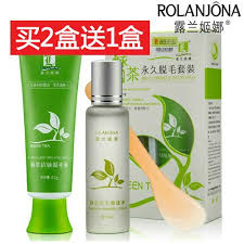 absolutely genuine permanent hair removal cream fluid ms lu lan