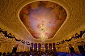 Magic At The Magic Kingdom Dad Guide To WDW The Blog - Beauty and the beast dining room