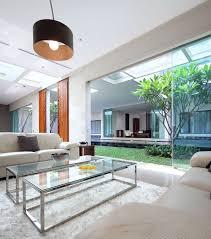 Home Garden Interior Design Luxury Garden House In Jakarta Idesignarch Interior Design
