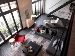 industrial apartment home design