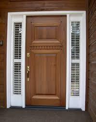 wooden doors interior design ideas