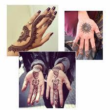 1pcs black natural herbal henna cones temporary tattoos kit body