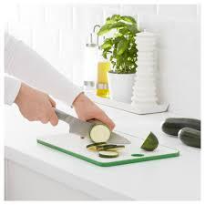 matlust chopping board green white 34x24 cm ikea