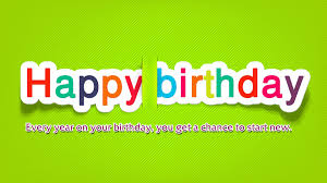 happy birthday full hd wallpaper with message hd wallpapers rocks