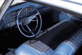 1960 Ford Falcon Interior Ford Muscle Cars Of 1960